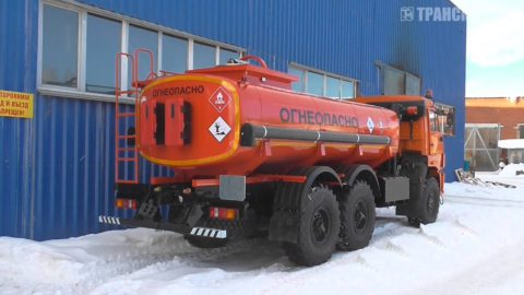 АТЗ-12 на шасси КАМАЗ 43118
