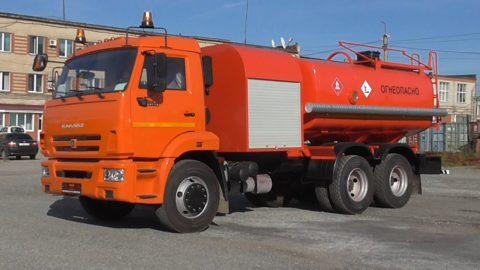 АТЗ-12 на шасси КАМАЗ 65115-773082-42
