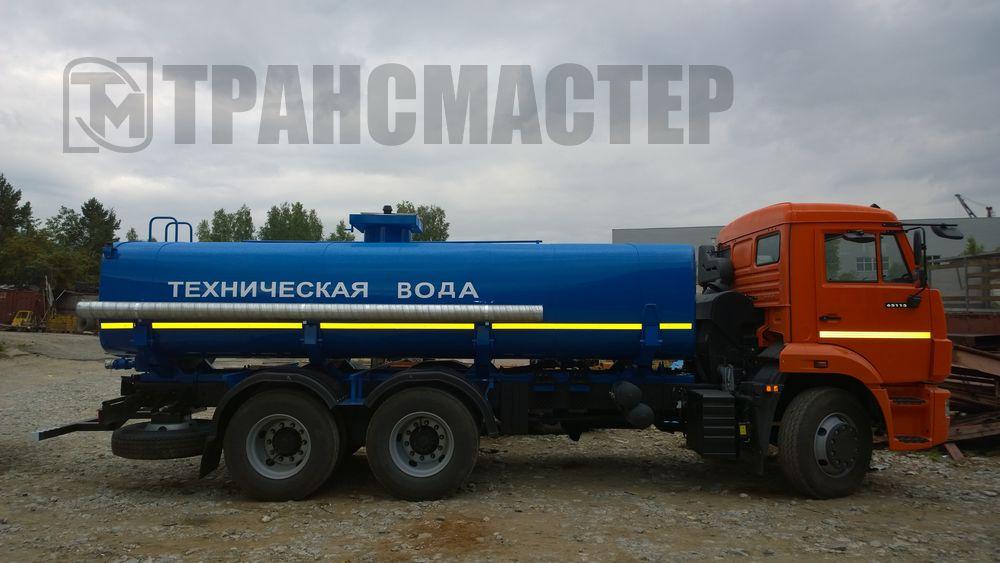АЦН-13 на шасси КАМАЗ 65115