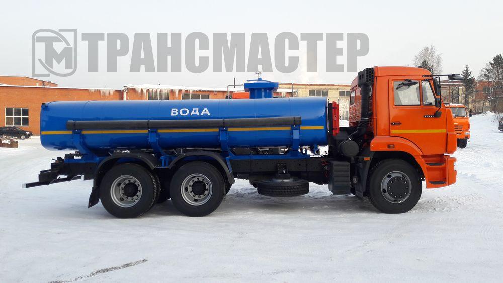 АЦН-14 на шасси КАМАЗ 65115