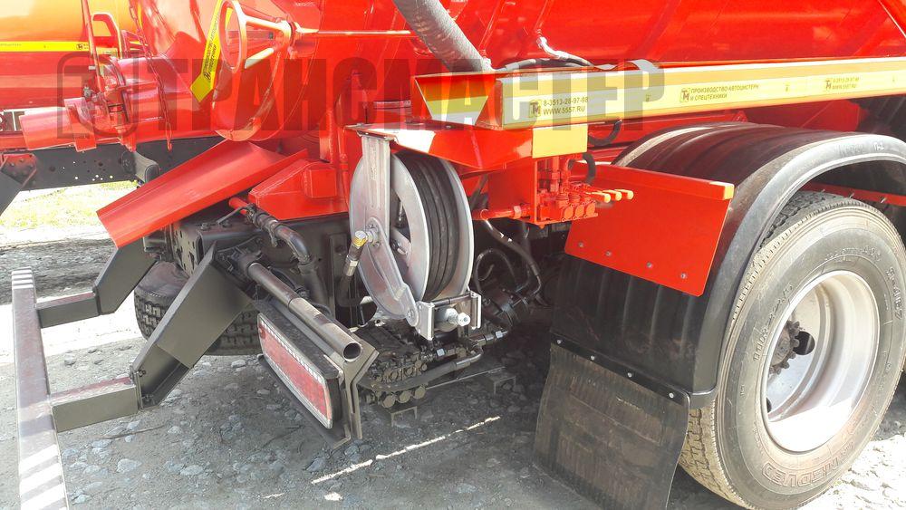 АКНС-14 на шасси КАМАЗ 65115
