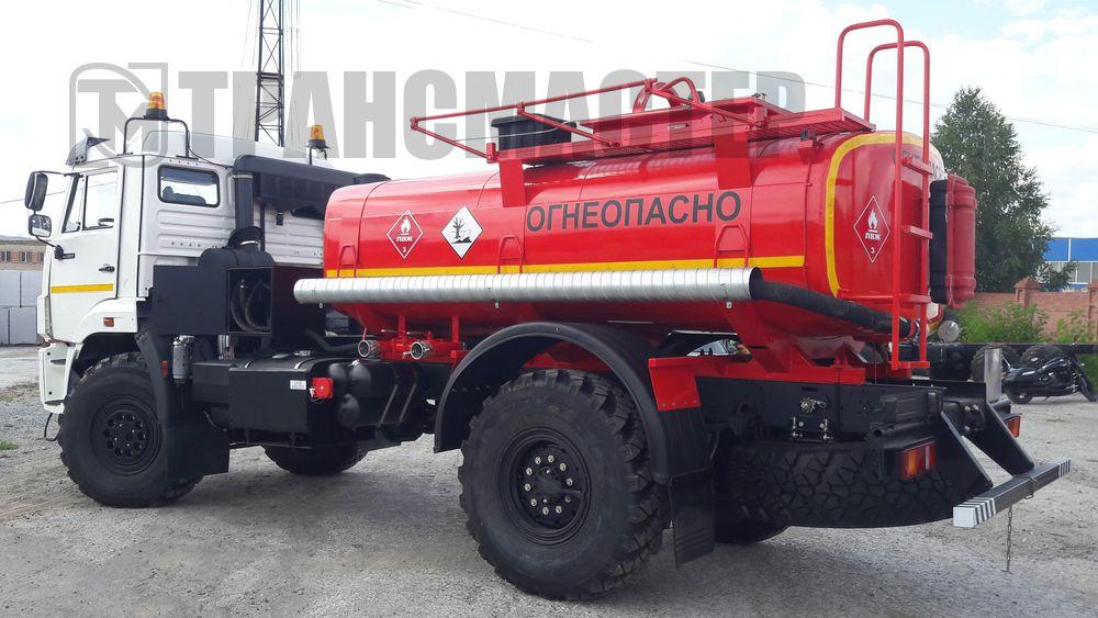 АТЗ-7 на шасси КАМАЗ 43502