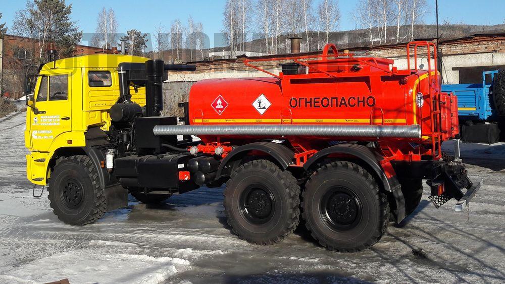 АТЗ-8 на шасси КАМАЗ 43118