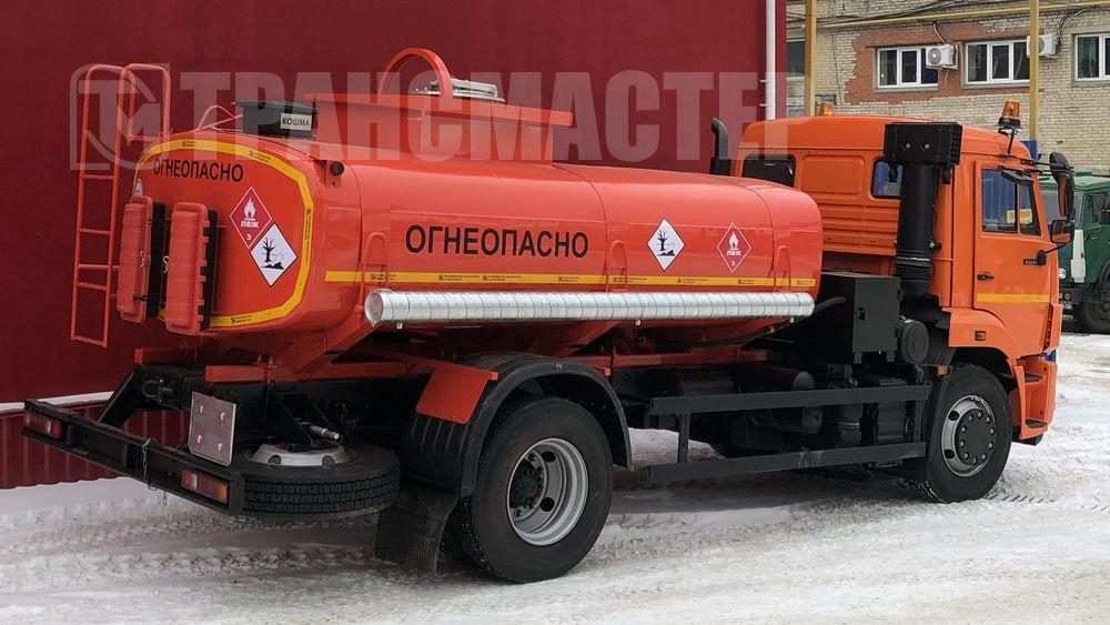 АТЗ-9 на шасси КАМАЗ 43253