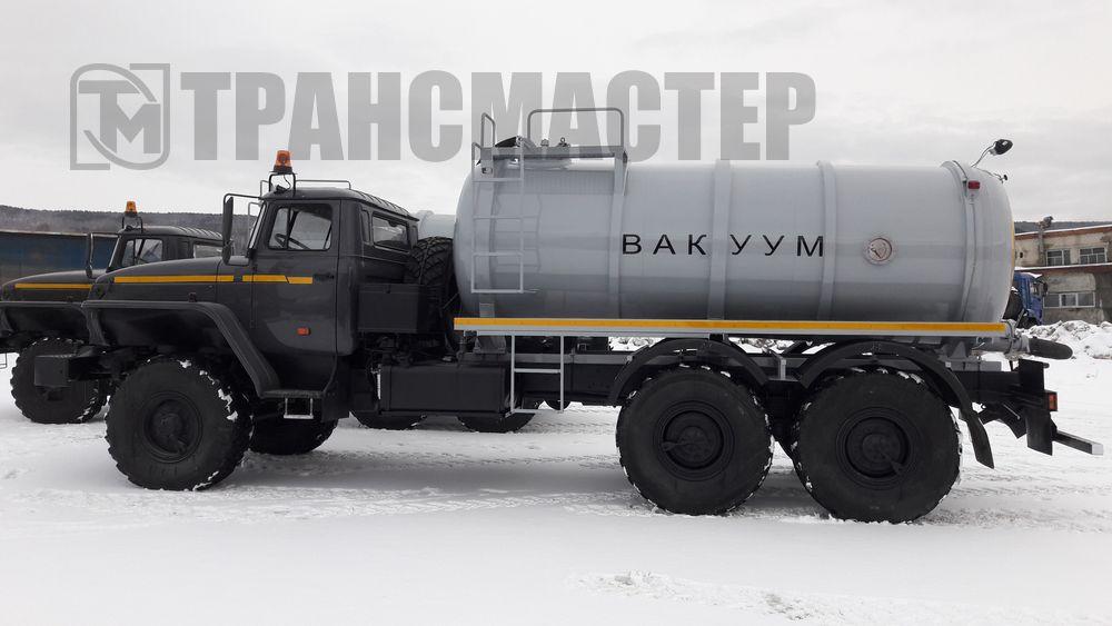 МВ-10 на шасси УРАЛ 4320