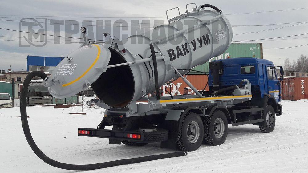 МВ-11 на шасси КАМАЗ 65115
