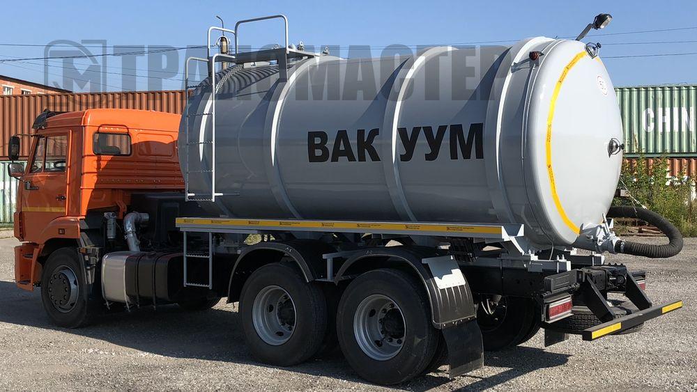 МВ-13 на шасси КАМАЗ 65115