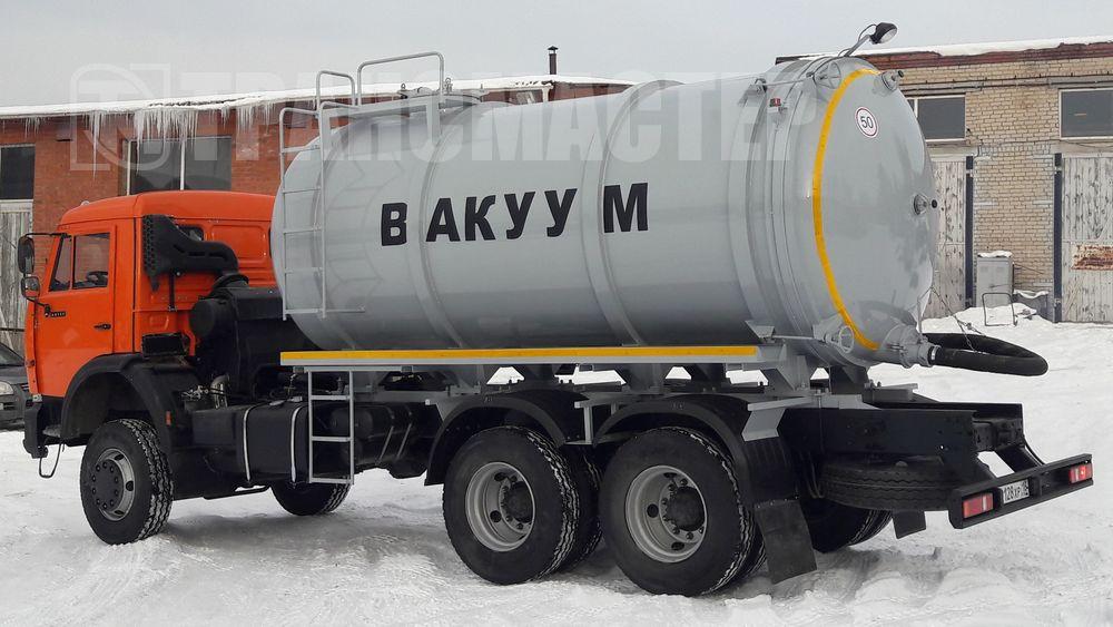 МВ-14 ОД на шасси КАМАЗ 65115